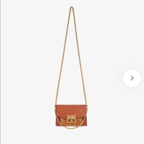2ecd91f2841b Givenchy Nano GV3 Belt Bag
